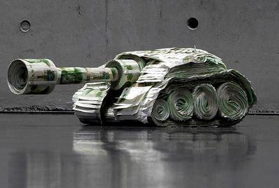 Small Change (One-Renminbi Tank)