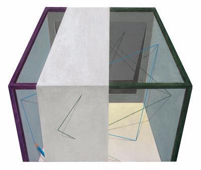 Half Cube 02; 2016.098