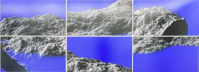 Limited Landscape, Unlimited Matrix; 2015.208