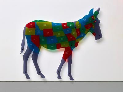 Block Trading Empire — North American Wild Donkey; 2020.173