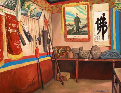 Tibetan Museum; 2016.049
