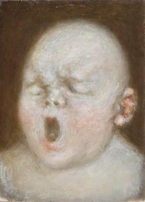 Yawning Baby; 2013.186