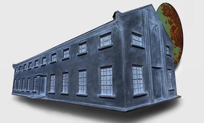 The Forgotten Palace No. 4