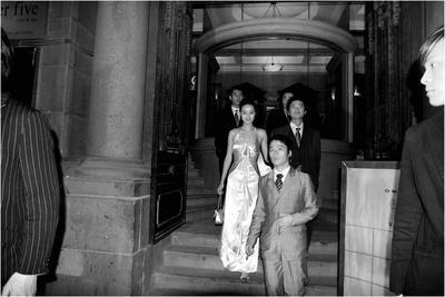 Ms Huang at M Last Night 8; 2010.063
