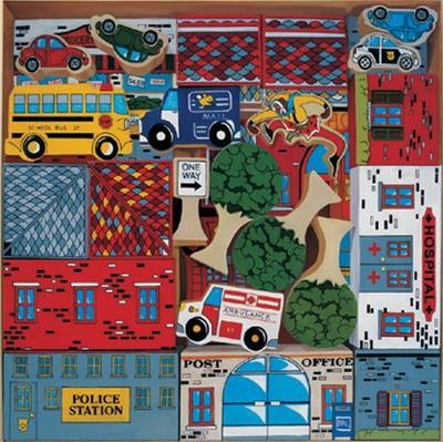 Toy Bricks; 2018.065