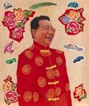 Embroidered Portrait Series: Premier Wen Jiabao